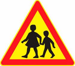 lapset-liikenteessä
