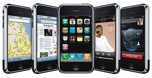 Applen iPhone älypyhelinten suosio on kasvanut räjähdysmäisesti maailmalla monipuolisten ominaisuuksien takia