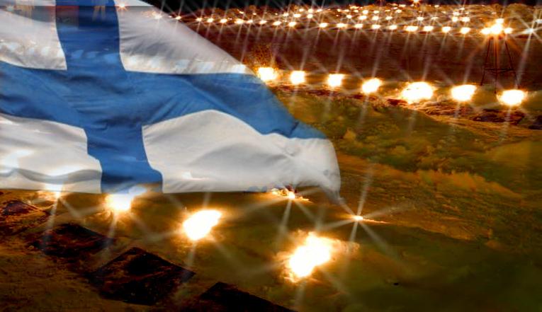 Itsenäisyyspäivän kynttilät sankarihaudoilla 6.12.