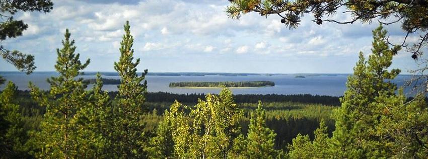 Lappajärvi on Etelä-Pohjanmaan maakuntajärvi ja meteoriitin törmäyksessä syntynyt kärnäiitti on valittu Etelä-Pohjanmaan maakuntakiveksi