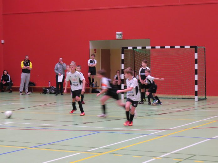 Harvemmin nähtyä Futsalia Yhtenäiskoululla