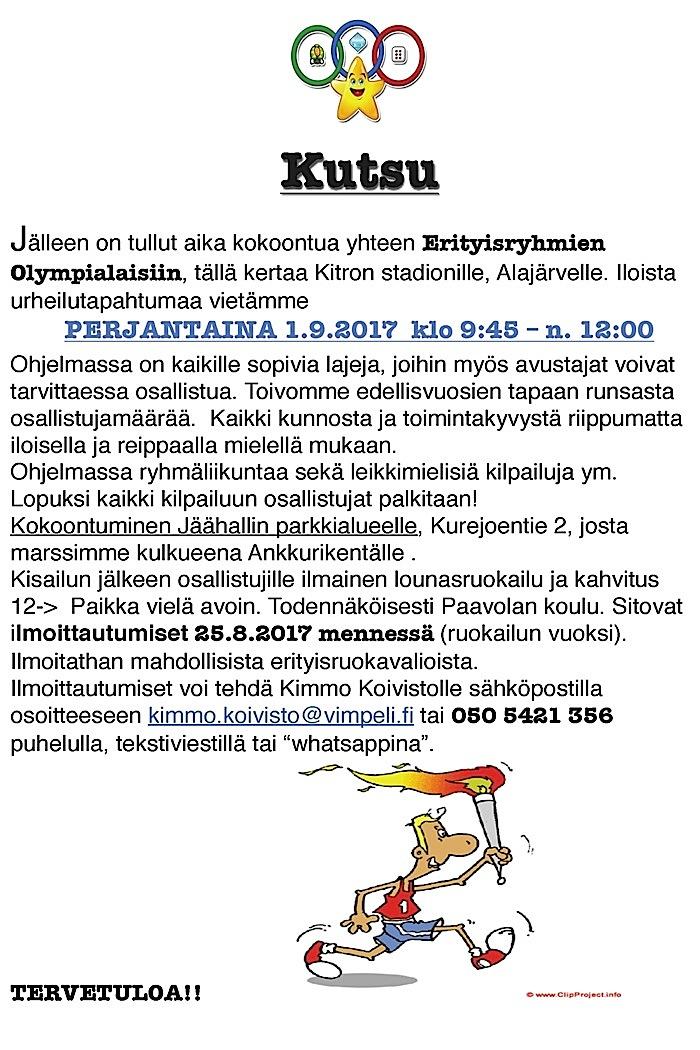 Erityisr_Olympialaiset