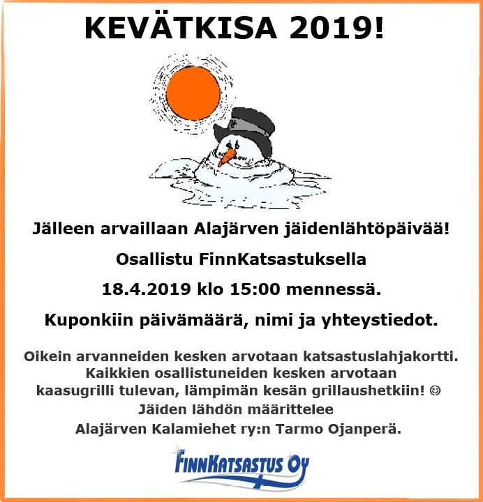 Kevätkisa-2019