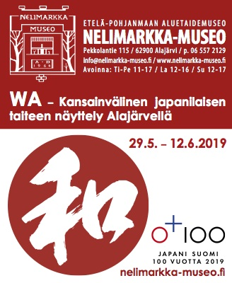 Suomi-Japaninäyttelyennakko