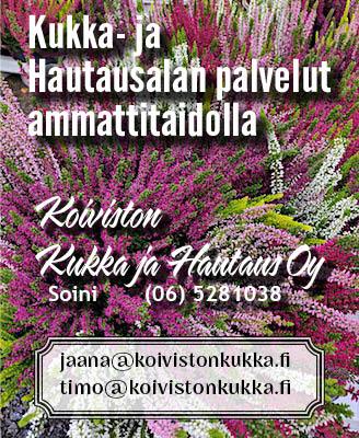Koiviston Kukka328x400